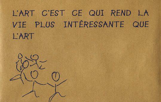 Alain Buyse, ART ?, 16 avril - 11 mai 2002