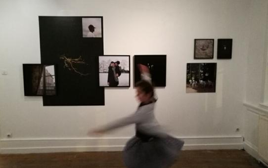 atelier d'écriture – Julie Maresq – samedi 31 mars