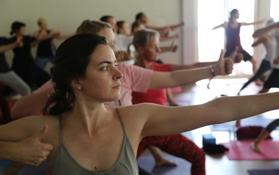 Yoga samedi 16 juin 15h-16h30